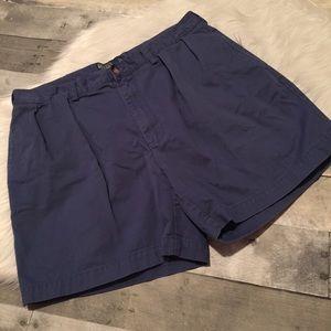 Men's blue Ralph Lauren Polo shorts size 36
